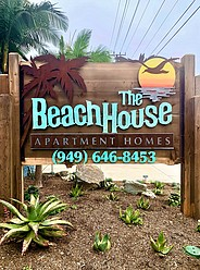 The Beach House Entrance